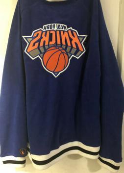 NWT NBA NEW YORK NY KNICKS Women's Basketball Jacket Zip Q