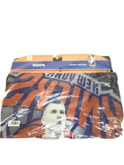 NY Knicks Kristaps Porziņģis NBA Drawstring Backpack Sack