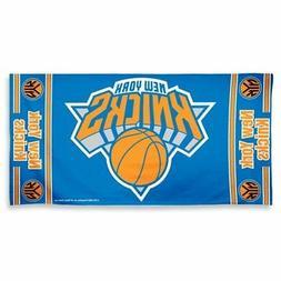"""NY New York Knicks Beach Towel 30"""" x 60"""" Fiber Reactive New"""