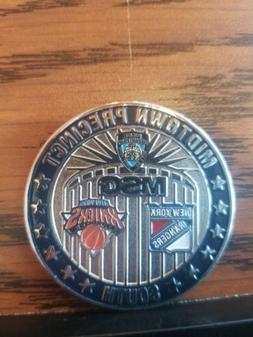 NYPD Midtown Precinct South MSG New York Knicks NY Rangers C