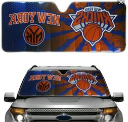 Official Licensed NBA Basketball Team Logo Windshield Sun Sh