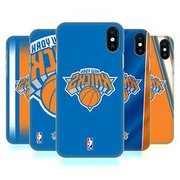 OFFICIAL NBA NEW YORK KNICKS HARD BACK CASE FOR APPLE iPHONE