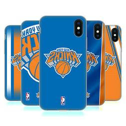 OFFICIAL NBA NEW YORK KNICKS SOFT GEL CASE FOR APPLE iPHONE