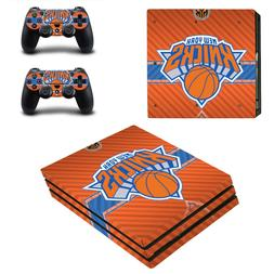 Skin Sticker for PS4 PRO Console & Controller Cover Decals N