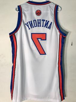 Adidas Swingman NBA Jersey NEW YORK Knicks Carmelo Anthony W