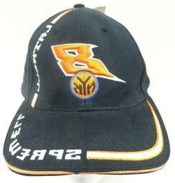 Vintage NWT NBA New York Knicks Latrell Sprewell #8 Hat Cap