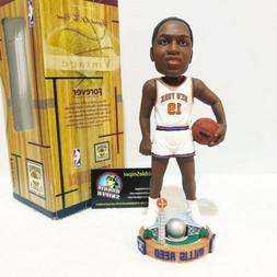 "WILLIS REED New York Knicks ""Legends of the Court"" Hardwood"
